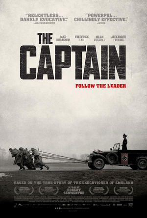 The Captain (2018) poster