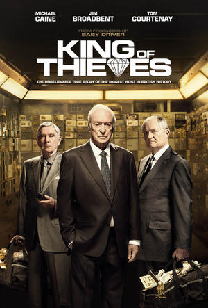 King of Thieves (2019) poster