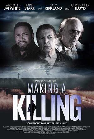 Making a Killing (2018) poster