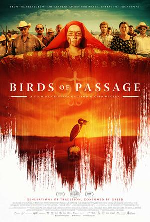 Birds of Passage (2018) poster