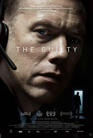 The Guilty (2018) poster