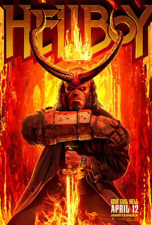 Hellboy (2019) poster