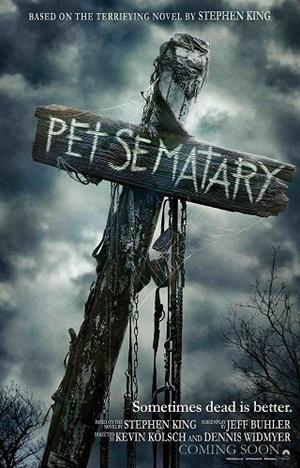 Image result for pet sematary 2019 poster