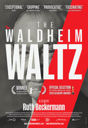 The Waldheim Waltz poster