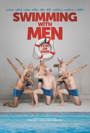 Swimming with Men poster