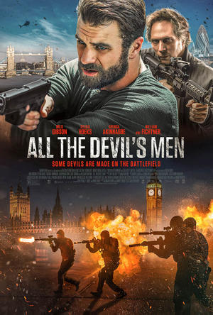 All the Devil's Men poster