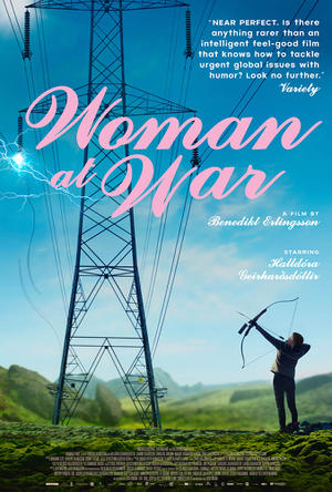 Woman at War poster