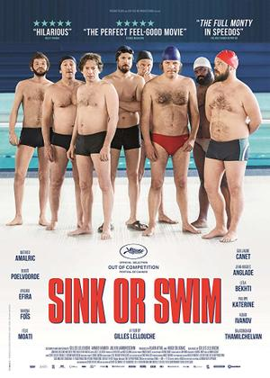 Sink or Swim (LE GRAND BAIN) poster