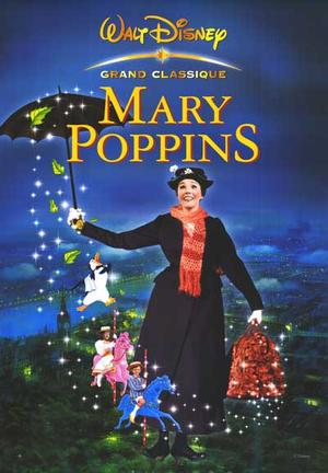 Mary Poppins (1964) poster