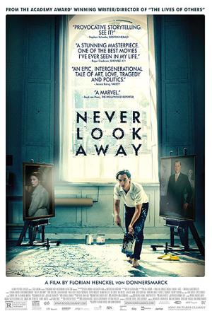 Never Look Away poster