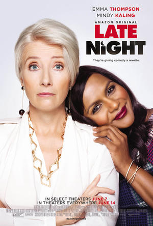 Late Night (2019) poster