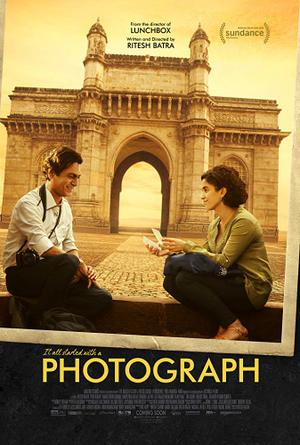 Photograph poster