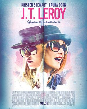 J.T. Leroy poster