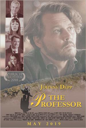 The Professor (2019) poster