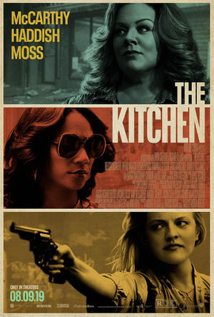 The Kitchen (2019) poster