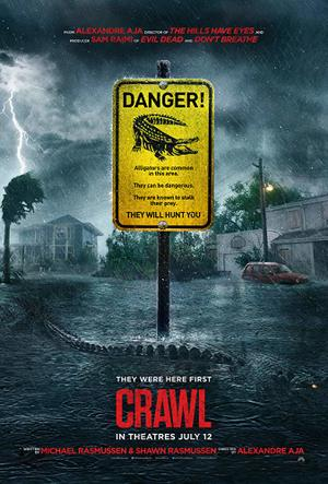 Crawl (2019) poster