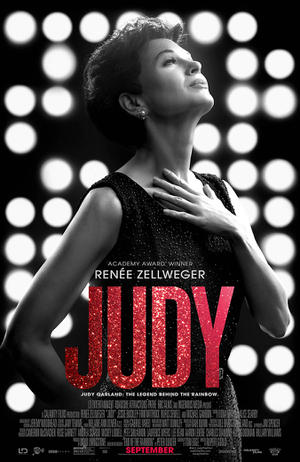 Judy (2019) poster