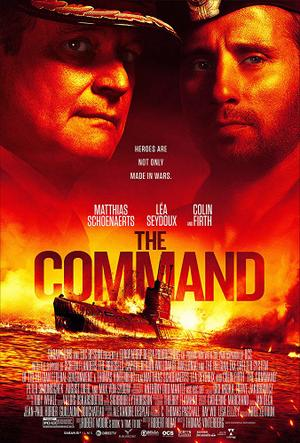 The Command (2019) poster