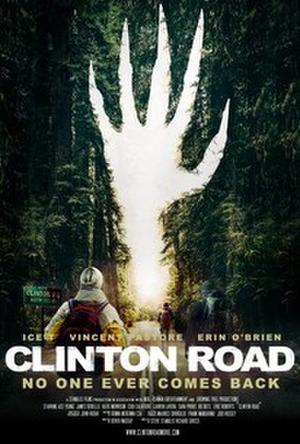 Clinton Road poster