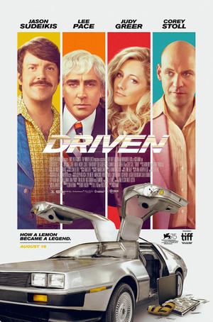 Driven (2019) poster