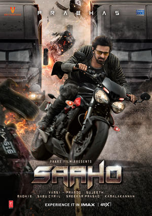 Saaho (2019) poster