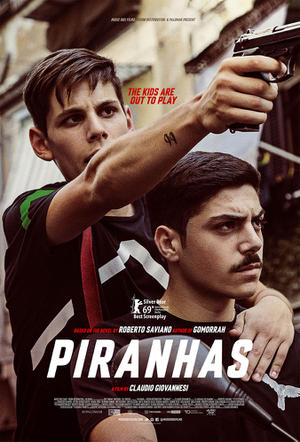 Piranhas (2019) poster