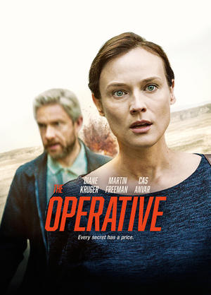 The Operative (2019) poster