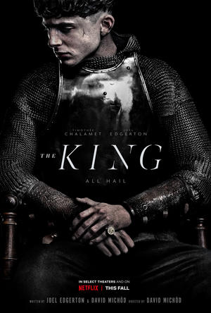 The King (2019) poster
