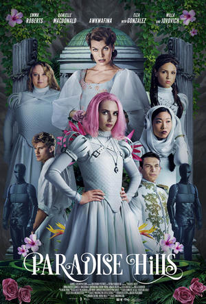 Paradise Hills (2019) poster