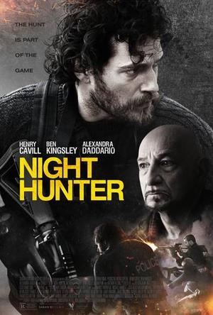 Night Hunter (2019) poster