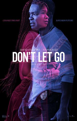 Don't Let Go poster