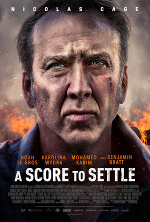A Score to Settle (2019) poster