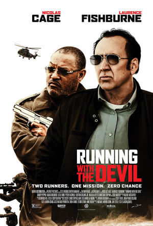 Running With the Devil poster