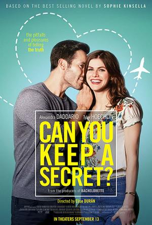 Can You Keep a Secret? poster