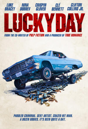 Lucky Day (2019) poster