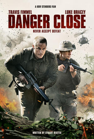 Danger Close (2019) poster