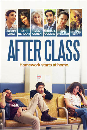 After Class (2019) poster