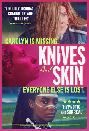 Knives and Skin poster
