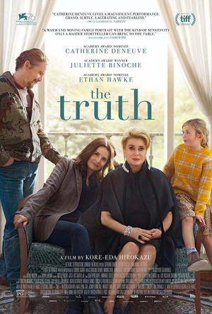 The Truth (2020) poster