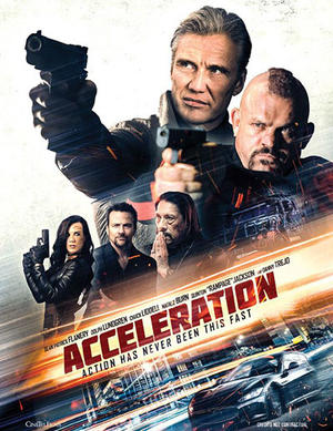 Acceleration (2019) poster