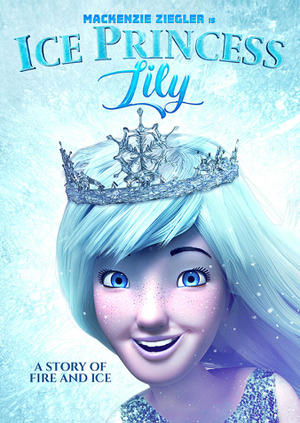 Ice Princess Lily poster