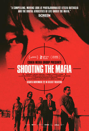 Shooting the Mafia poster
