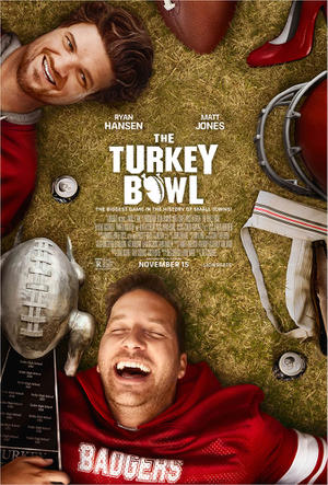 The Turkey Bowl poster