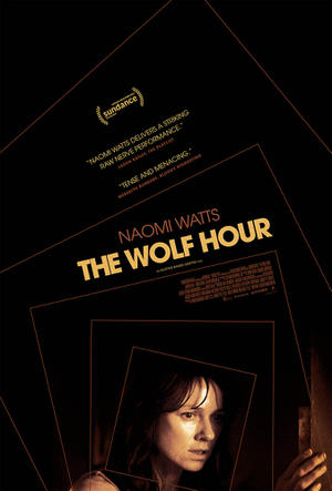The Wolf Hour poster