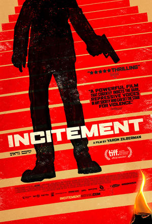 Incitement poster
