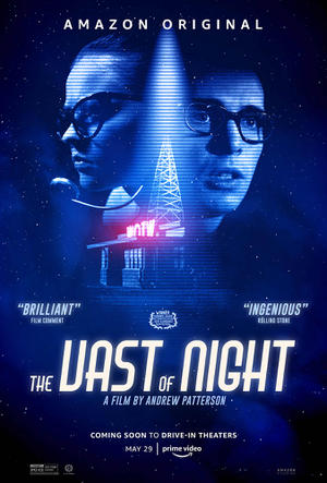 The Vast of Night poster