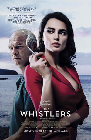The Whistlers (2020) poster