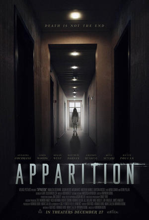 Apparition (2019) poster