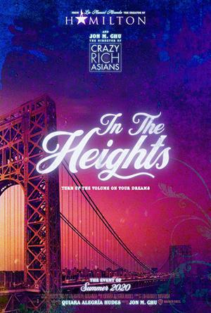 In the Heights (2020) poster