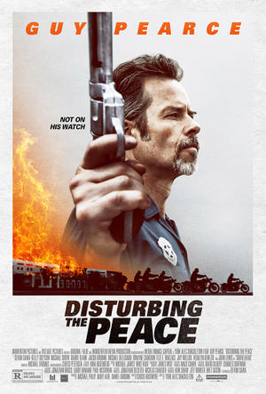 Disturbing the Peace (2020) poster